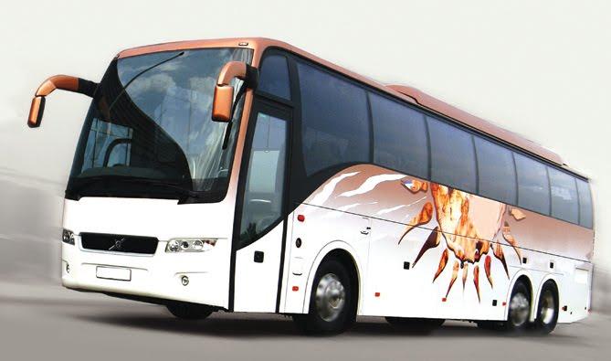 Luxury Bus Wallpaper Volvo