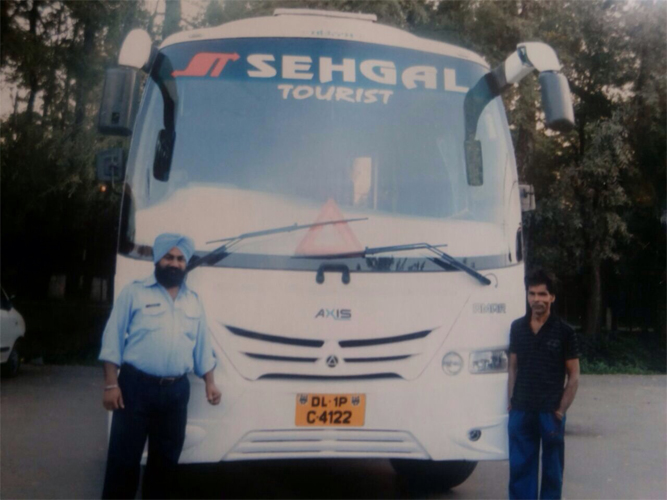 sehgal bus service